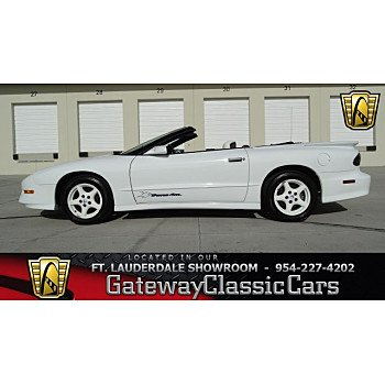 1994 Pontiac Firebird Convertible for sale 100963687